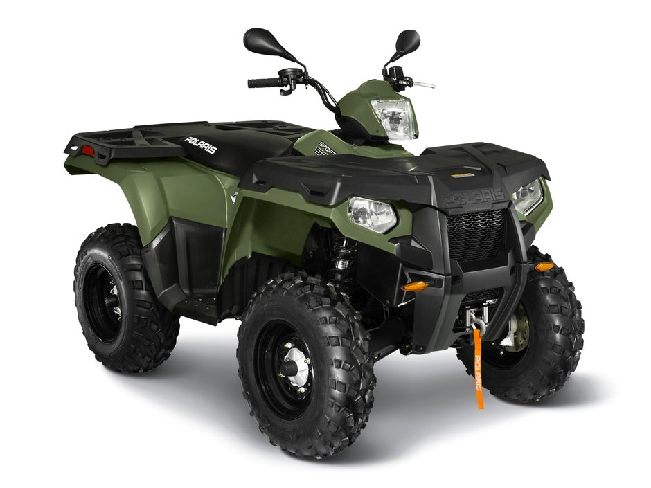 Sportsman 500 H.O. 4×4 Forest