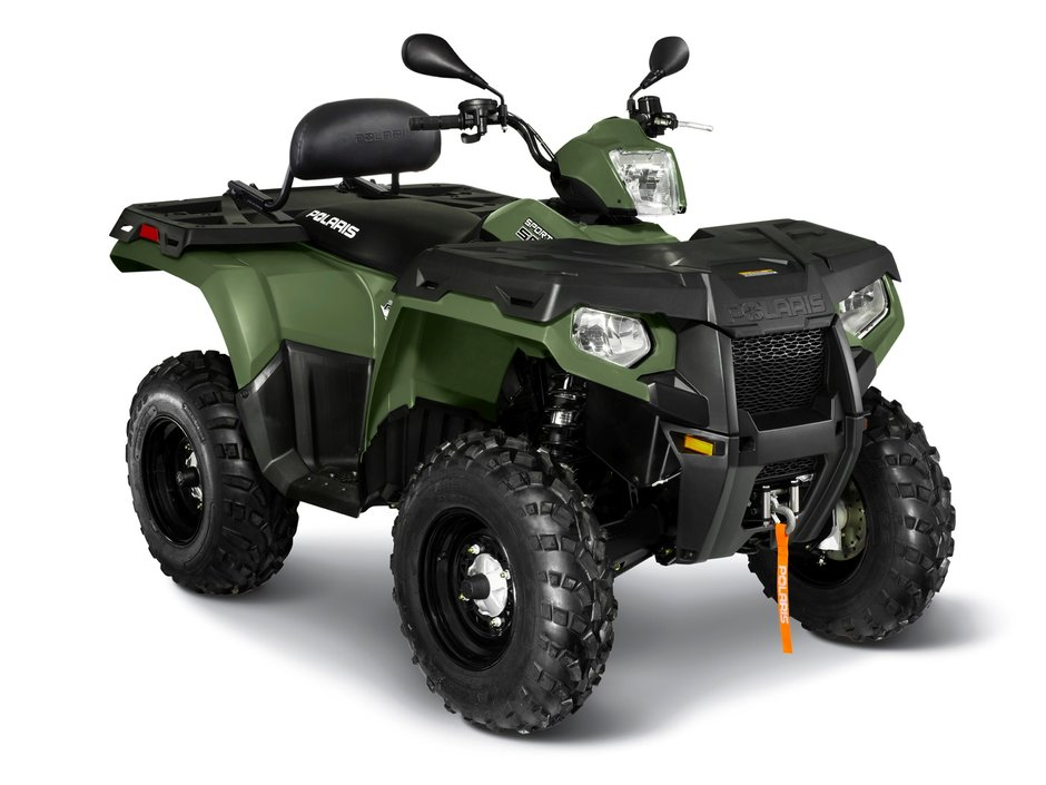 Sportsman 500 H.O. 4×4 Forest EUT